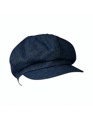 Peaky Blinders Baker Boy Cap - Jeans