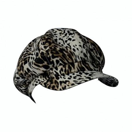Peaky Blinders Baker Boy Cap - Animal Print