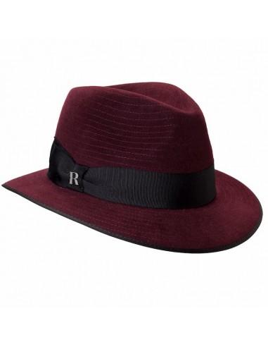 Sombrero Harlem Burdeos Hombre