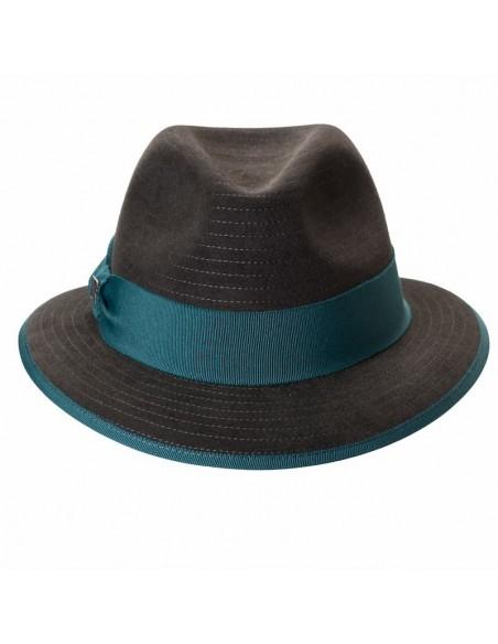 Harlem Hat Dark Grey for Men