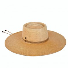 Texas Wide-brimmed Hat - Sand