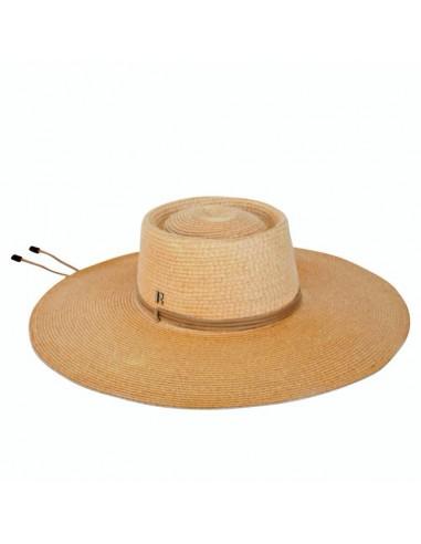 Texas Wide-brimmed Hat - Womens Sun Hats UK