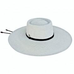 Texas Wide-brimmed Hat - Grey