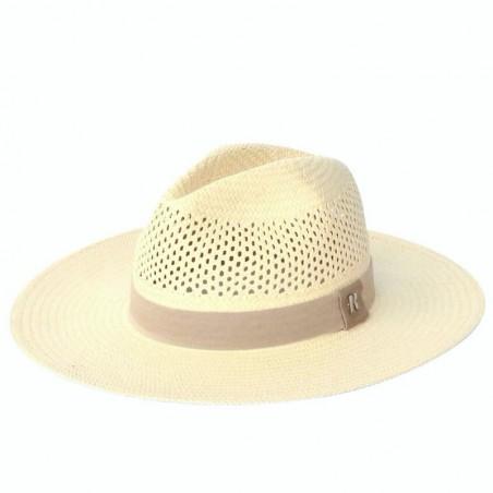 Sombrero Fedora Mujer Papel Reciclado - Sombreros Verano Mujer