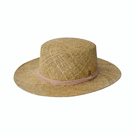 Canotier Seagrass Hat Perry