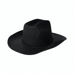 Cowboy Hat Dakota Black - Men's Hats
