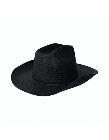 Cowboy Hat Dakota Black - Men's Hats