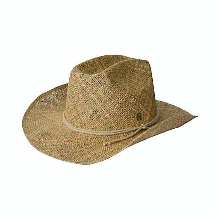 Sombrero Cowboy Dakota Algas Marinas - Sombreros Mujer