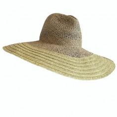 Sombrero Mujer Ala Ancha Cairo