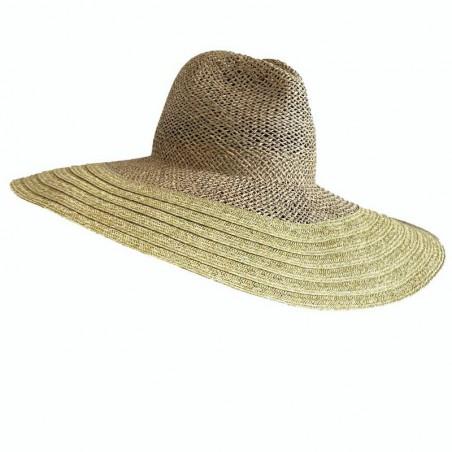 Sombrero Mujer Ala Amplia - Sombreros de Paja