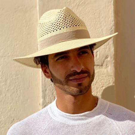 Sombrero Fedora de Papel Reciclado - Orlando