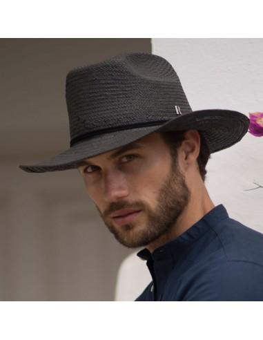Cowboy Hat Dakota Black - Men's Hats - Raceu Hats Online