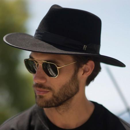 Sombreros 100% Fieltro de Lana para hombre