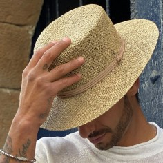 Canotier Seagrass Hat Perry - Made in Spain