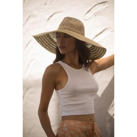 Large Brim Hat Cairo - Women's Hats