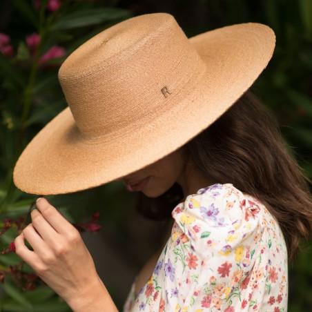 Sombrero Canotier Mujer - Ideal Bodas