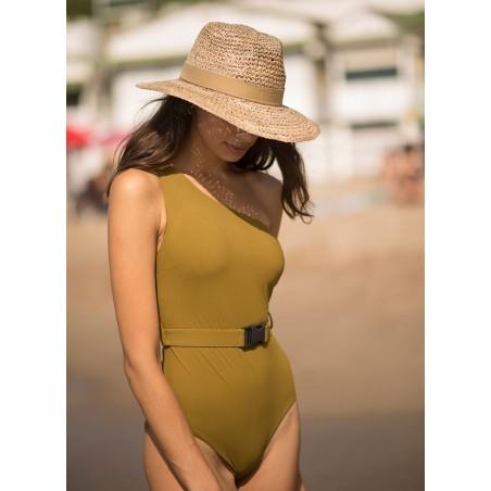 Sombrero Fibra Vegetal - Sombreros Verano Mujer
