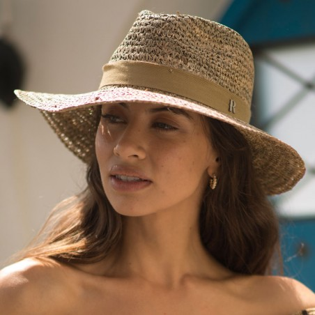 Sombrero Tampa Algas Marinas de Raceu Hats