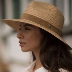 Sacramento Fedora Straw Hat