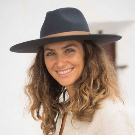 Nevada Wool Felt Hat Fedora Style
