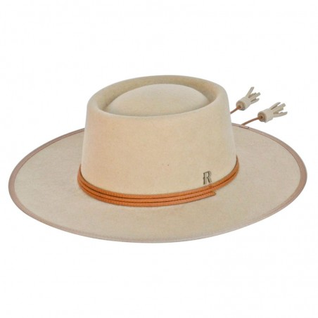 Sombrero Cordobés Billy en color Beige Raceu Hats