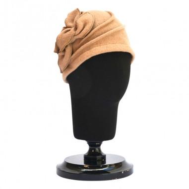 Wool Hat Sarah Beige