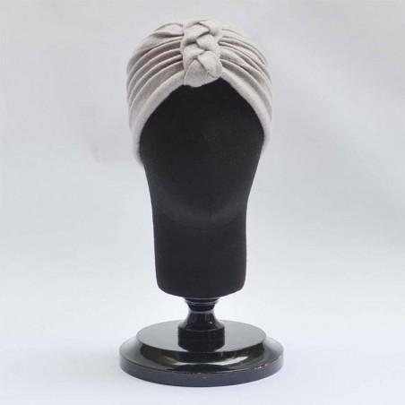 Turban Dolores Light Grey
