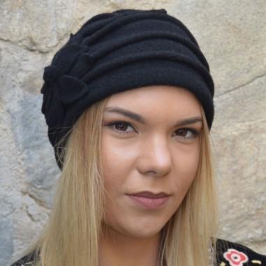 Turbante Giorgia Negro