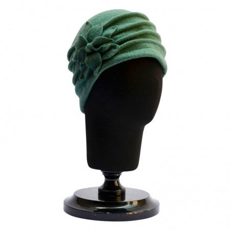 Turbante Giorgia Verde