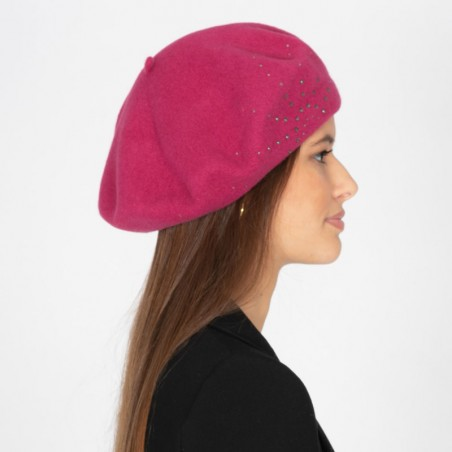Samira Beret Pink