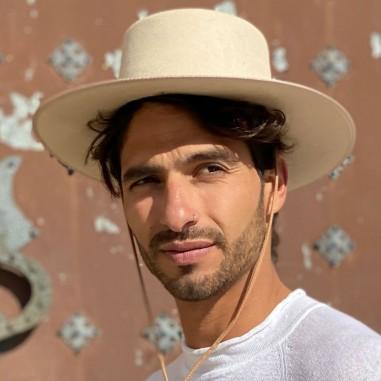 Billy Beige Hat - Cowboy Hats - Cordobes Style
