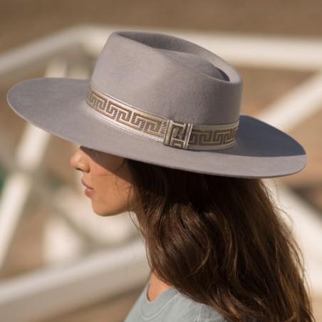 Sombrero Fedora Mujer - Sombreros Fedoras - Raceu Hats Online