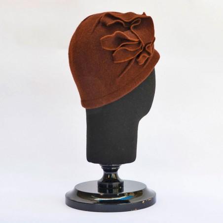 Wool Hat Sarah Brown