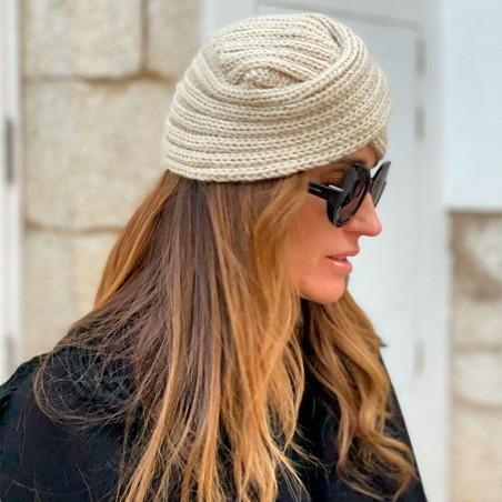 Knit Turban Headband - Winter Hat Riley