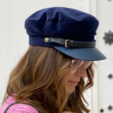 Fisherman's CHLOE Cap by Raceu Hats