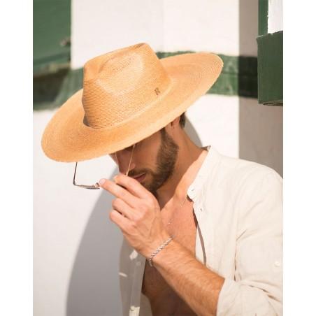 Borsalino Hat Wide-Brimmed for Men Amalfi - Men's Hats