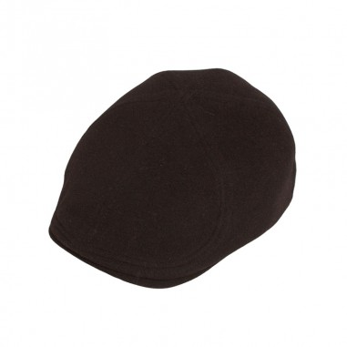 Peaky Blinders Cap Black Eric for Women - Women's Flap Caps