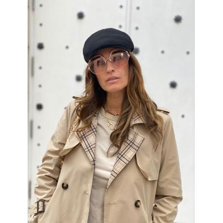Gorra Visera Plana Mujer - Peaky Blinders
