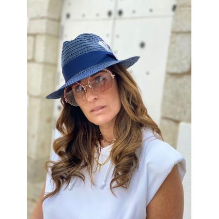 Sombrero Playa Mujer | Hombre - 100% Paja de Papel y hecho en España