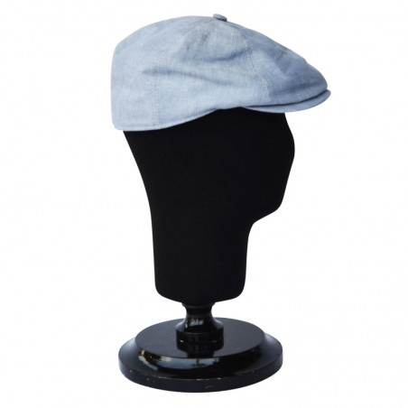 Gorra Hombre Peaky Blinders Azul Claro - Rocky