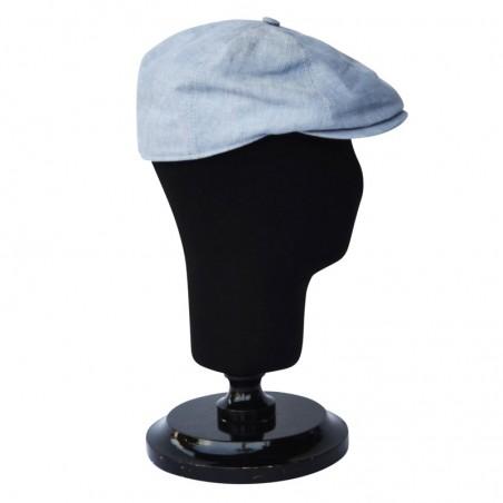 Rocky Cap Light Blue Style Peaky Blinders