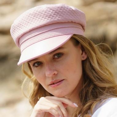 Gorra Marinera Mujer Pagie en color Rosa