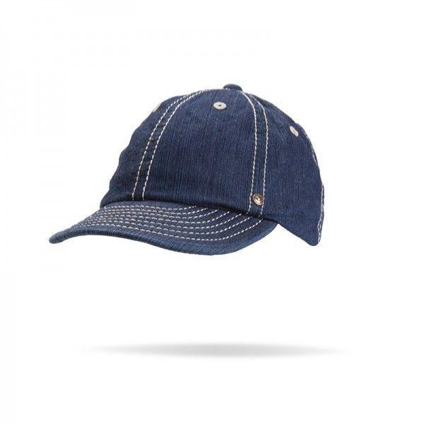 Round Cap Azul