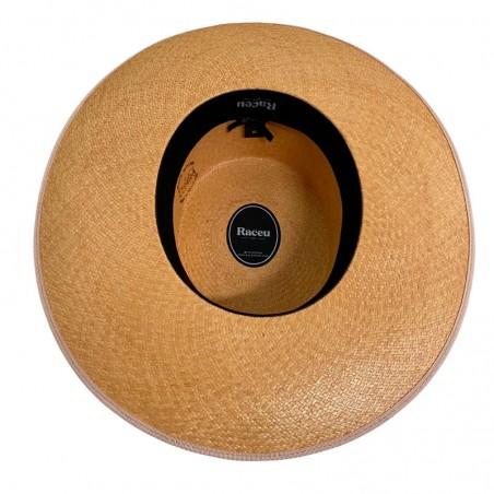 Sombrero Invitada Boda Canotier Panamá Padua - Sombreros Panamá Estilo Canotier