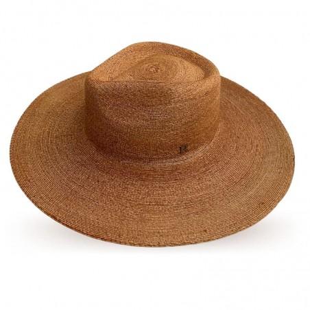 Sombrero Borsalino Hombre Amalfi - Fedora Ala Ancha - Sombreros Hombre