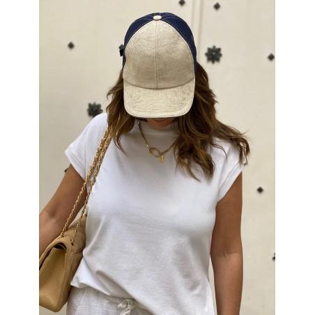 Baseball Caps for Women in Colour Beige Raceu Hats