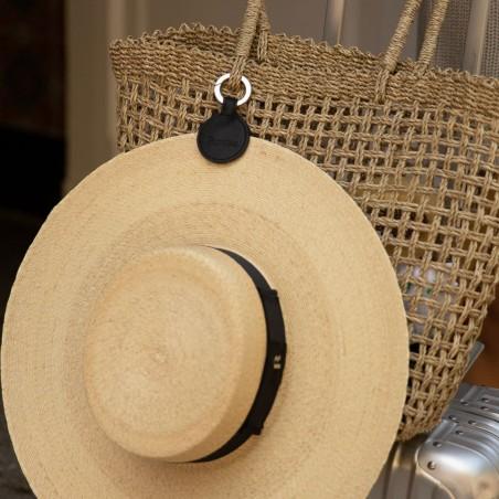 Halo Black - Porta Sombreros Raceu Hats