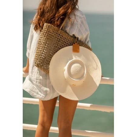Quadra Mostaza - Porta Sombreros Raceu Hats