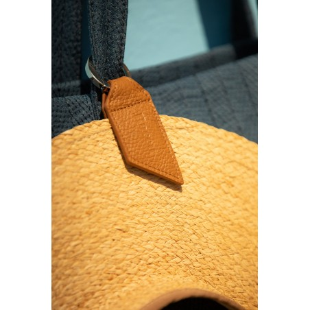 Edge Bicolor Marrón - Porta Sombreros Raceu Hats
