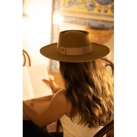 Sombrero de Fieltro Mujer Arizona Raceu Hats - Sombreros de Fieltro